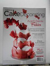 American Cake Decorating Magazine March / April  2016