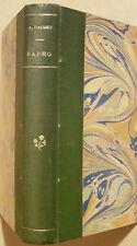 DAUDET Alphonse - SAPHO MOEURS PARISIENNES - 1884