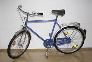 "Fahrrad  MTB  26"",  0-G, Alpina, Blau,  Herrenrad  -"