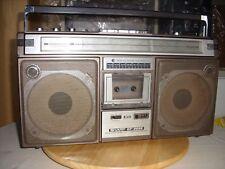 "Radiorecorder/Ghettoblaster Sharp GF-8686HB -""made in Japan""-"