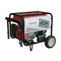 Honeywell 7500 Watt Electric Start Portable Generator