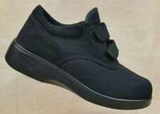 Apex Black Stretchers Diabetic Shoes 1200M115 Men 11.5 Wide Women's 12.5 XWide