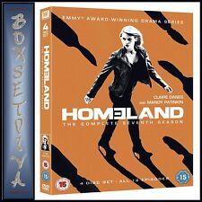 Homeland The Complete Seventh Season - DVD Region 2