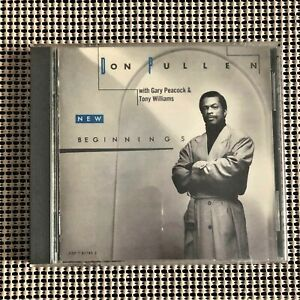 Don Pullen – New Beginnings (1989) Very Good + CD