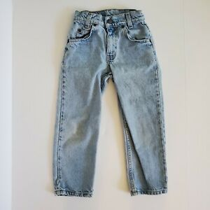 Little Levis 550 Relaxed Fit Size Regular 6