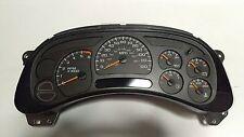 2006 GM Chevy Silverado Sierra CLASSIC MANUAL Speedometer Gauge Cluster 15105691