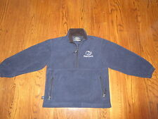 Antigua Penn State Logo 1/4 Zip Fleece Crew Sweatshirt kids