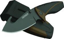 "Gerber Myth Pocket Folder 3.5"" Gut Hook Blade, Textured"