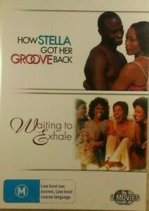 Waiting To Exhale + How Stella Got Her Groove Back DVD (2 DISC SET) REGION 4