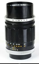 Lens Canon FL 2.5/135mm    for Canon FD