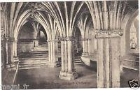 Königreich Uni - Blackadder Crypt, Glasgow Cathedral
