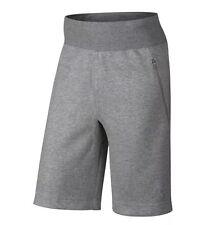 NWT  Nike Air Jordan  23 Jumpman Men's  Tech Fleece Sweat Shorts Gray SZ XS
