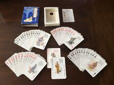 Vintage Japanese Playing Cards 52+2
