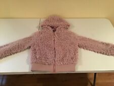 Nice Say What? Girls a Pink Jacket Size Small