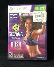 Zumba Fitness Rush Microsoft Xbox 360