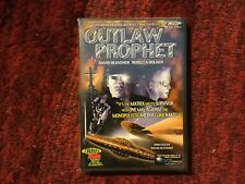 Outlaw Prophet with Rebecca Holden & Davita Sharone : New Troma DvD
