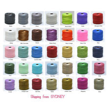 0.5 mm Beadsmith Nylon Cord String Thread Beading for Bracelet Necklace DIY