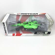 1:18 2018 Greenlight Danica Patrick #13 Ed Carpenter Racing IndyCar Diecast