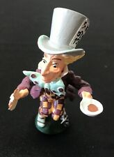 Mad Hatter Alice in Wonderland Pewter Metal Figurine Hamilton Collection #1331