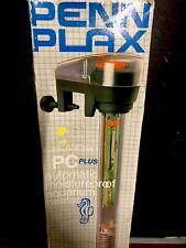 "Penn Plax 8"" PC Plus Automatic Moisture Aquarium Heater Therma Glow 1989"