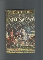 THE SCOTSWOMAN,fletcher, copyright 1954, NO.CAR. revoluton * ( free shipping )