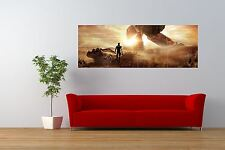 MAD MAX MOVIE MILLER MEL GIBSON PANORAMIC GIANT ART PRINT PANEL POSTER NOR0271