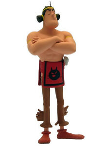 UMPAH PAH STATUE  (Attakus)  21 cm  lim.150 Ex.  UDERZO (Asterix, Oumpah Pah)