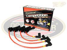 Magnecor KV85 Ignition HT Leads/wire/cable Subaru Libero 1.0 Micro Van 1983-1998