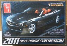 2011 11 CHEVY CAMARO SS RS CONVERTIBLE CONV AMT MODEL KIT