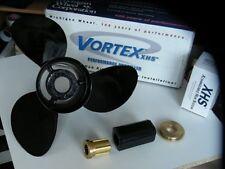 "Hélice aluminium VORTEX 14 1/2 x 19 "" pr MERCURY OMC YAMAHA"