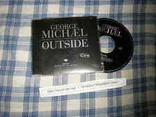 CD Pop George Michael - Outside (1 Song) Promo  MCD EPIC