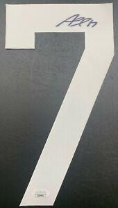 Alex Killorn autographed signed jersey number Tampa Bay Lightning JSA COA