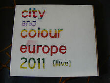 Slip Double: City And Colour : Europe 2011 Live The Roundhouse London Ltd Ed 100