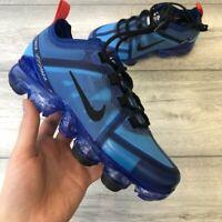 Women's Nike Air Vapormax 2019 GS Size 7Y/ Size 8.5 Indigo Force Blue AJ2616-400