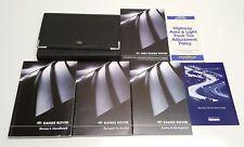 2003 LAND ROVER RANGE ROVER SPORT NAVIGATION SYSTEM OWNERS MANUAL V8 4.7L 4X4 2W