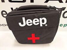 07-17 Jeep Wrangler Cherokee New Emergency First Aid Kit w/ Storage Bag Mopar