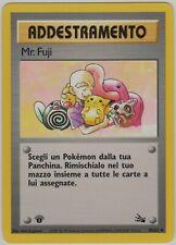 Pokémon - Mr. Fuji - 1a Edizione Fossil - italiano