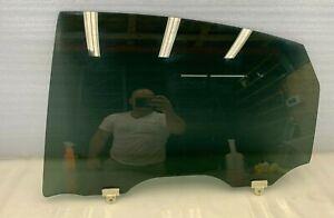 09-17 INFINITI FX35 FX37 FX50 QX70 - REAR LEFT DRIVER SIDE DOOR WINDOW GLASS OEM