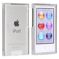 Snap-on Duenn Case Kompatibel mit Apple iPod nano 7. Industrie, Wolken GY