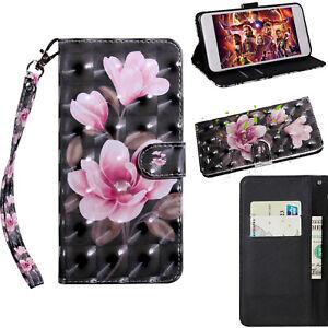 For LG K51 K61 K41S K8 K30 Q70 K50 K40S X Power Case Leather Wallet Flip Cover