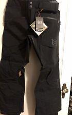 Burton AK Hover Pant - True Black - XLarge