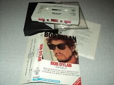 BOB DYLAN K7 AUDIO HOLLANDE INFIDELS