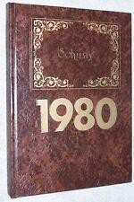 1980 Ayersville High School Yearbook Annual Defiance Ohio OH - Sohiray