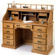 Roll Top Desk  Woodworking Blueprint Plan (PLAN ONLY NO WOOD NO MATERIALS)
