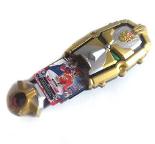 Power Rangers Megaforce Dx Gosei Morpher w/ sound fx & Cards morphin roleplay