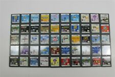 Lot Of 50 Nintendo DS Games- Mario Party, Lego Star Wars, Goldeneye 007