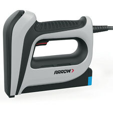 Arrow Fastener 0.375-in Electric Staple Gun Tacker New Heavy Duty High Power New