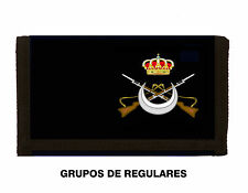 MONEDEROS Y BILLETEROS: GRUPOS DE REGULARES