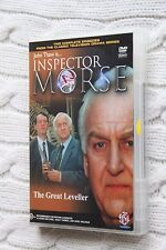 Inspector Morse:The Great Leveller (DVD), Like new, free shipping