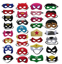 Child Party Mask Superhero Masks Cosplay Kids Gift Costume Party Deco Toy 31 PCS